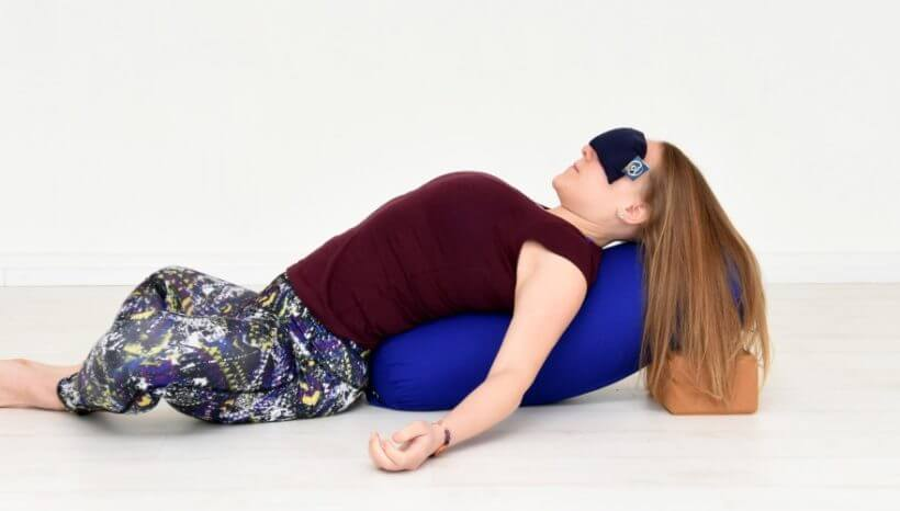 Restorative Yoga, Head Massage & Sound Healing from relaxation May 10th