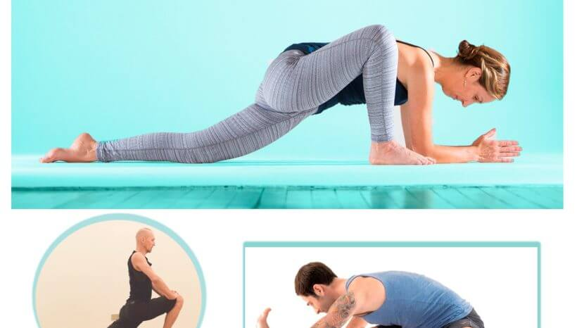 Yin Yoga to improve your flexibility in 2019