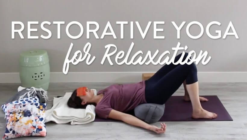 Restorative Yoga & Sound Healing for Fatigue
